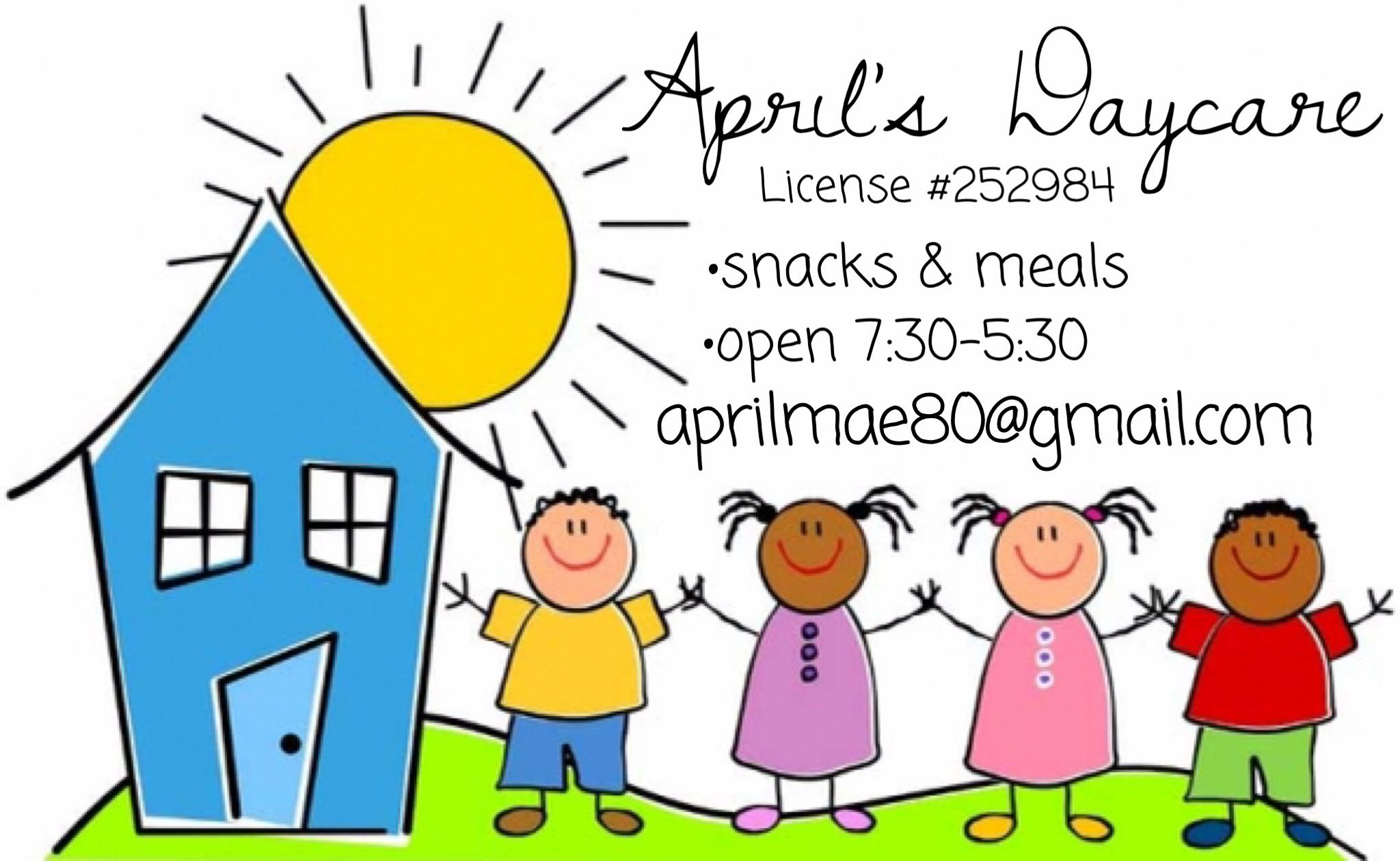 April's Daycare