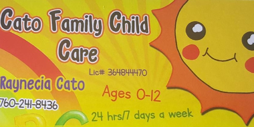 CATO FAMILY CHILD CARE