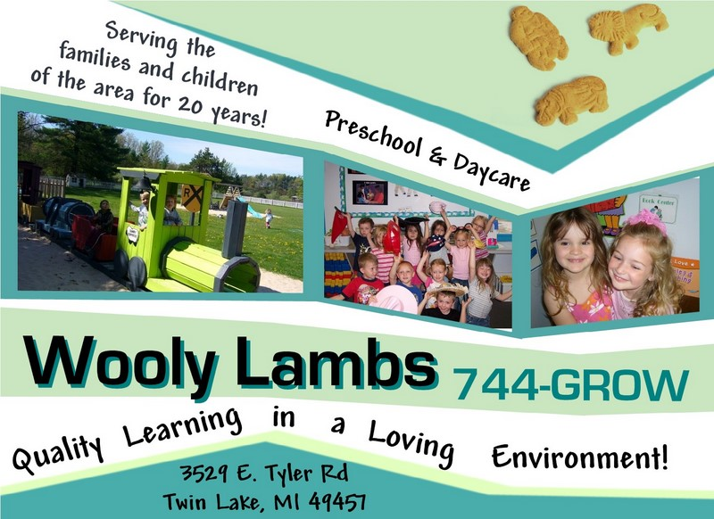 Wooly Lambs Edu and Daycare Inc