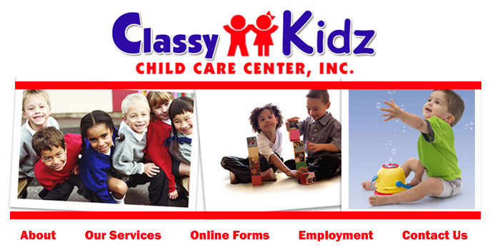 CLASSY KIDZ CHILD CARE CENTER INC. III