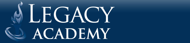 THE LEGACY CENTER D/B/A/ LEGACY ACADEMY