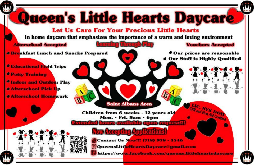 Queen's Little Hearts Daycare