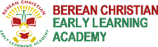 Berean Christian Early Learning Academy