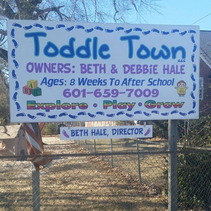 TODDLE TOWN
