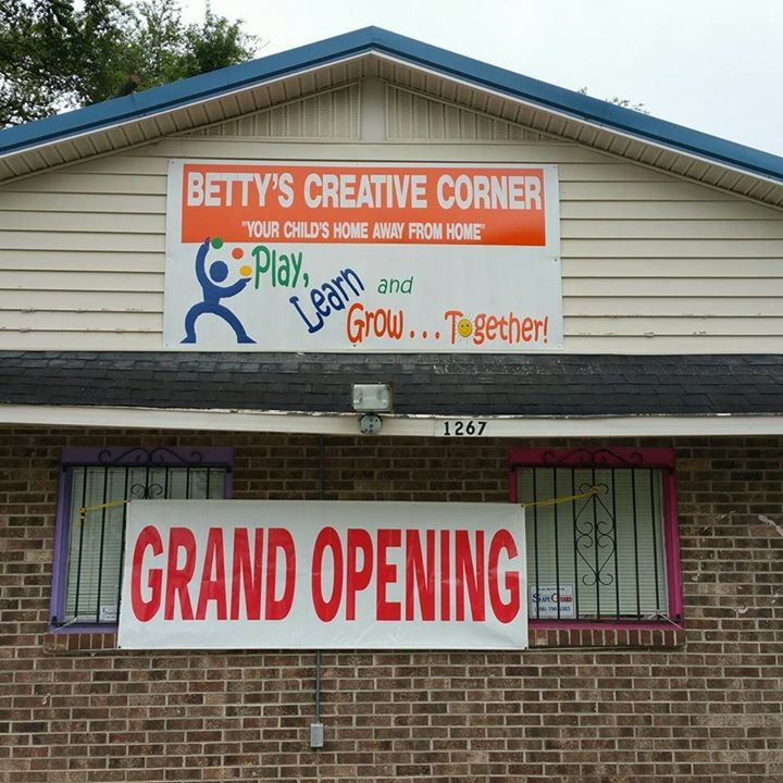 Betty's Creative Corner