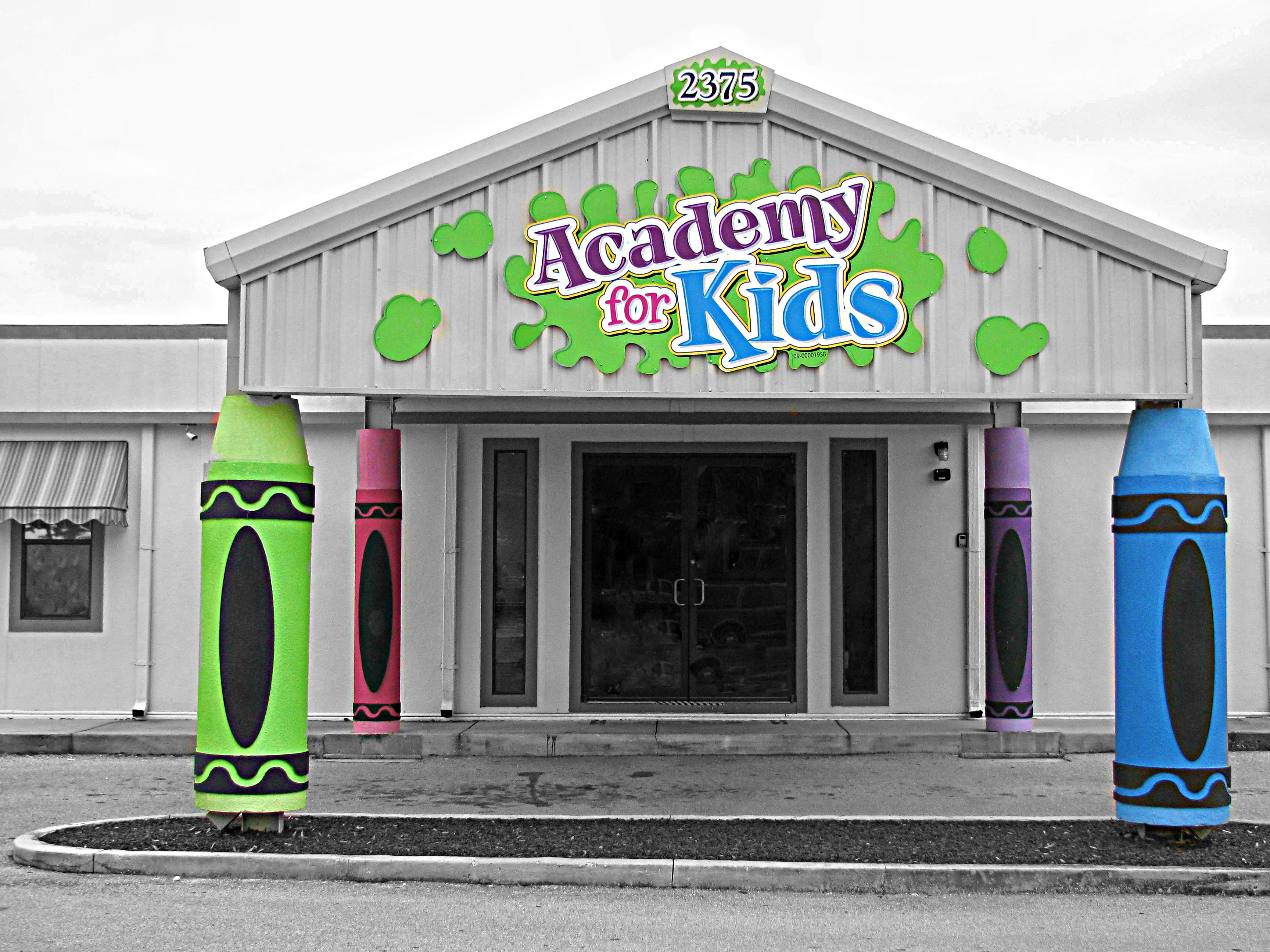 Academy For Kids Inc