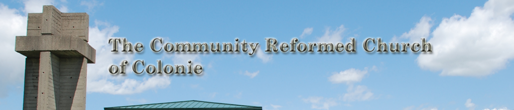 Community Reformed Church of Colonie at Colonie Comm. DCC