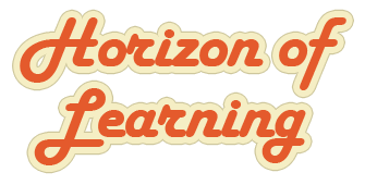 HORIZON OF LEARNING