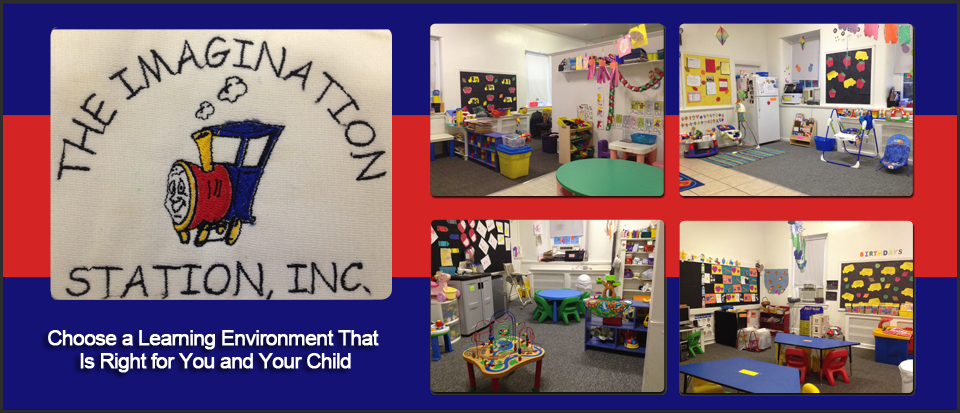 THE IMAGINATION STATION