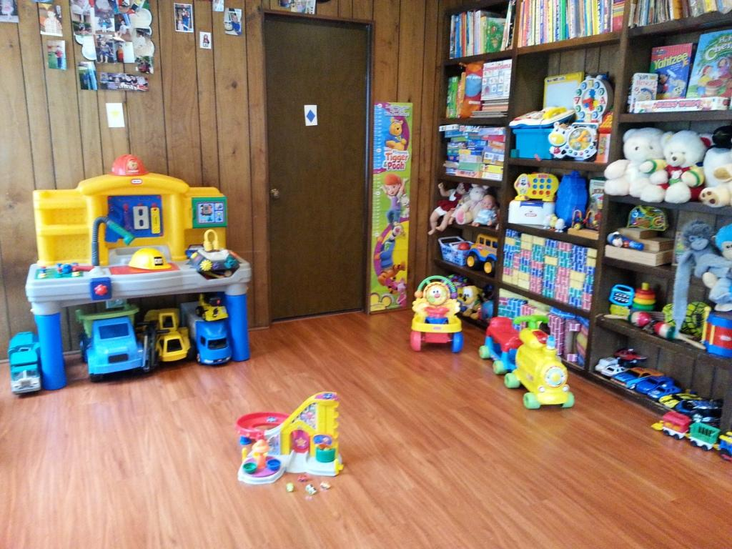 Our Play Room