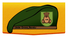 LITTLE GREEN BERETS DAYCARE AND LEARNING CENTER, I