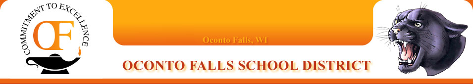 Oconto Falls Public School District