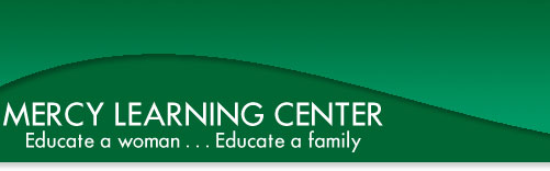 MERCY LEARNING CENTER EARLY CHILDHOOD EDUCATION PROGRAM