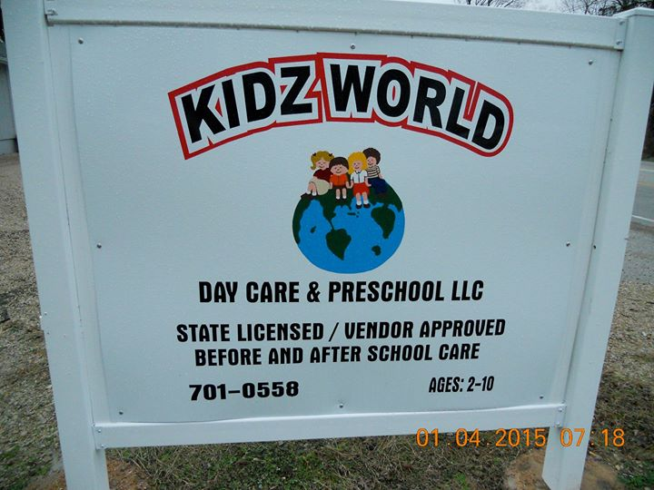 KIDZ WORLD DAY CARE AND PRESCHOOL, LLC