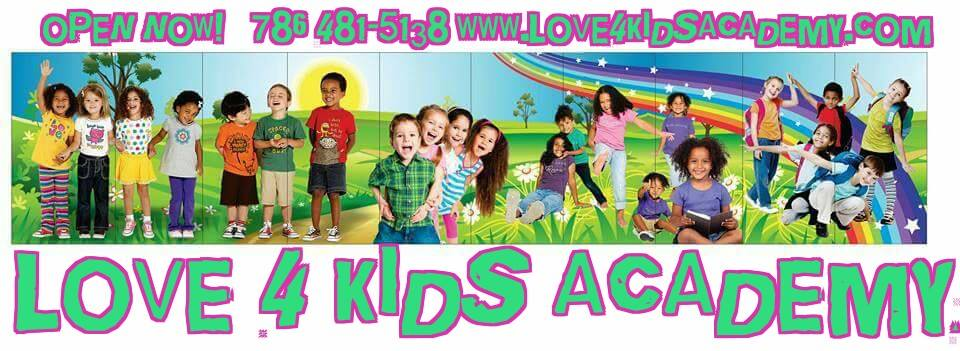 Love 4 Kids Academy