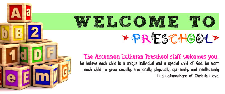 ASCENSION LUTHERAN PRESCHOOL & CHILD CARE CENTER