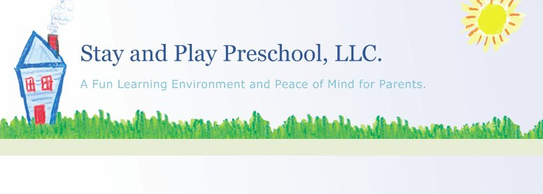 STAY AND PLAY PRESCHOOL