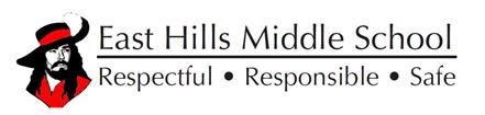 EAST HILLS MIDDLE SCHOOL