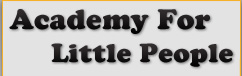 ACADEMY FOR LITTLE PEOPLE OF WEST PALM BEACH, INC.