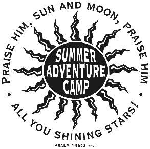 FUMC - SUMMER ADVENTURE CAMP