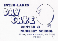 Inter-Lakes Day Care Center And Nursery School