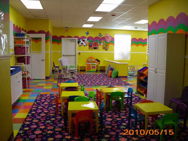 Daycare Decorating Ideas