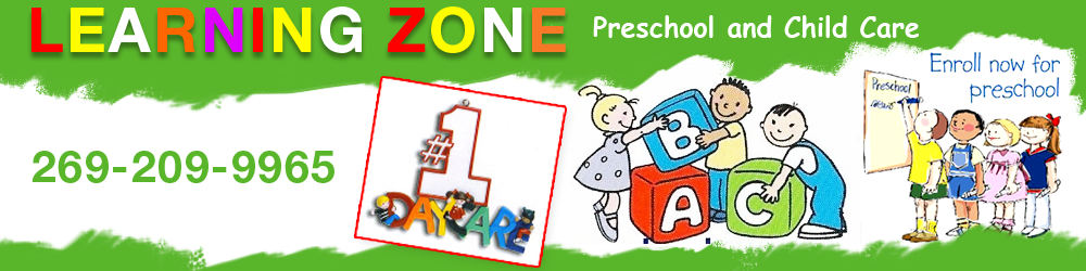 LEARNING ZONE PRESCHOOL AND CHILDCARE
