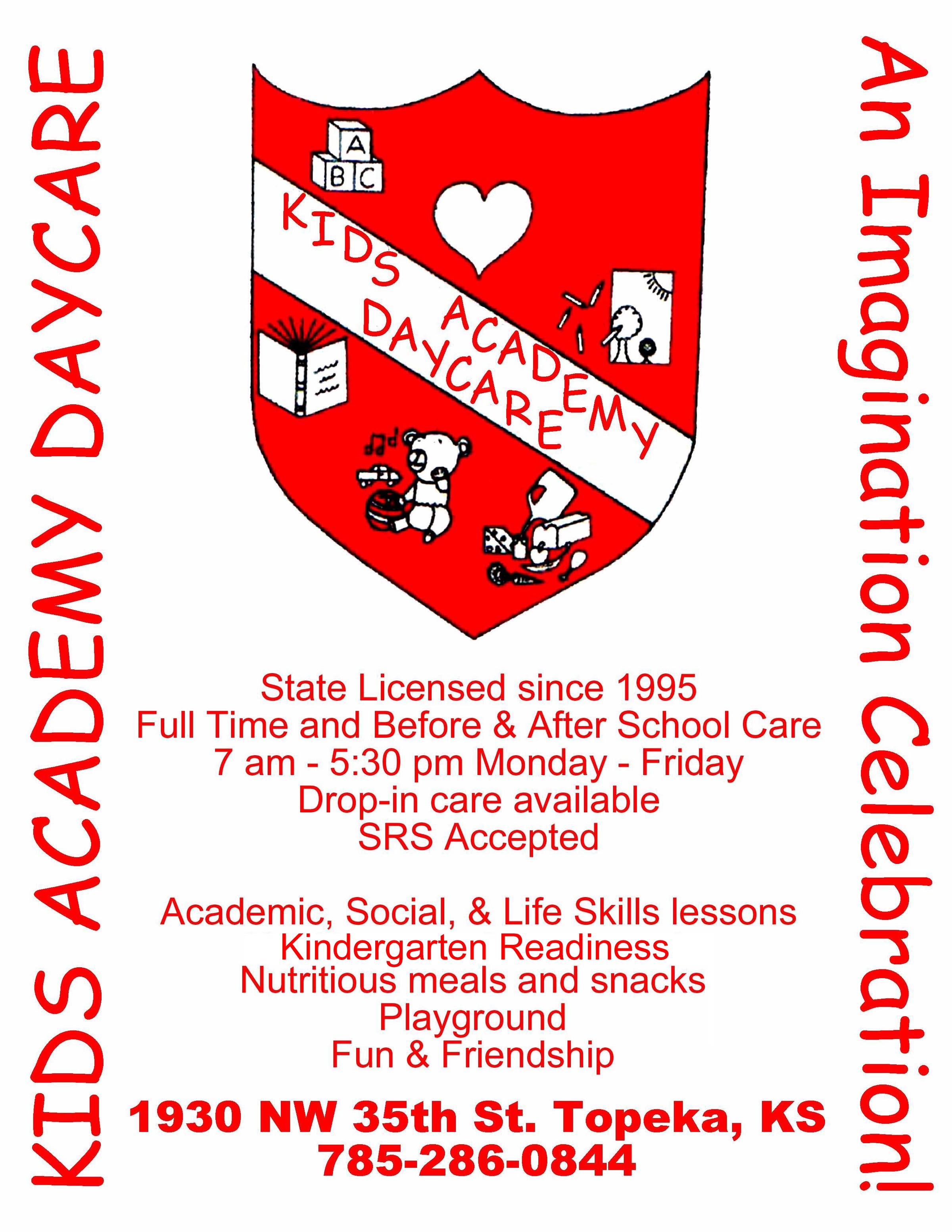 Kids Academy Day Care Home