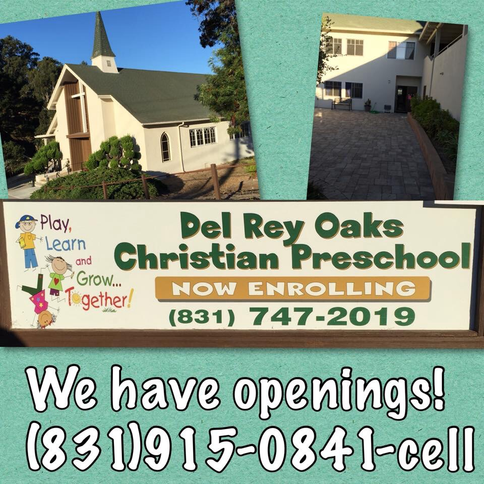 Del Rey Oaks Christian Preschool