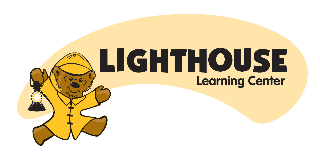 LIGHTHOUSE LEARNING CENTER OF