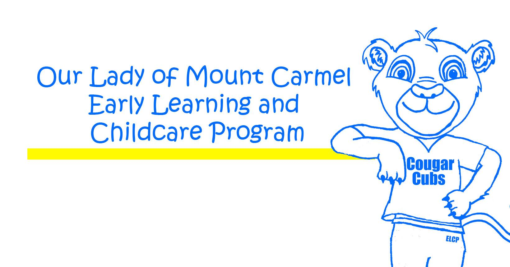 Our Lady of Mt. Carmel Early Learning &  Childcare Program