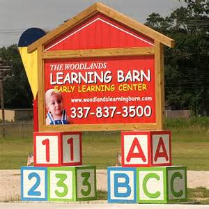 The Woodlands Learning Barn