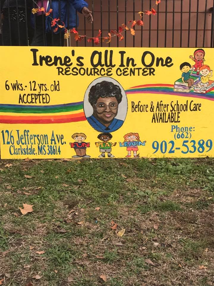 RENE'S ALL IN ONE RESOURCE CENTER