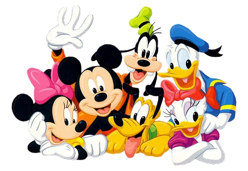 Mickey and Friends Daycare