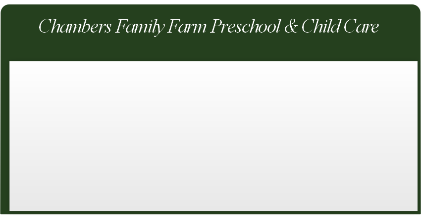 Down on the Farm Preschool Learning Center
