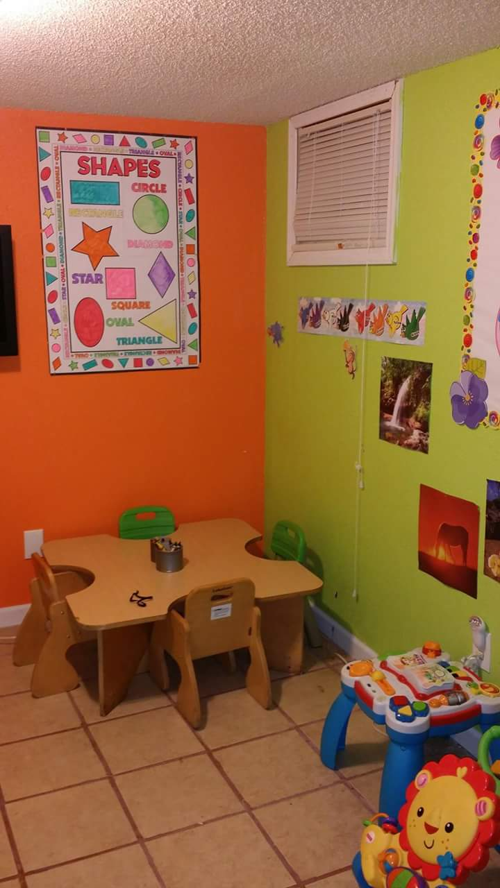 Cubby space