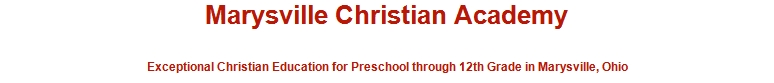 CHRISTIAN ASSEMBLY PRESCHOOL