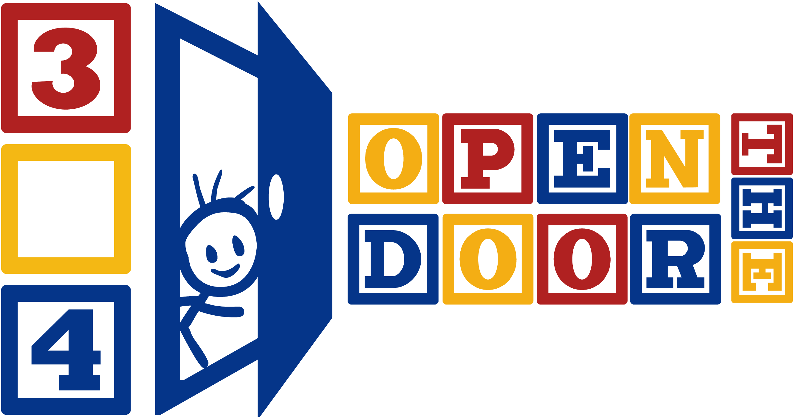 THREE FOUR OPEN THE DOOR, LLC