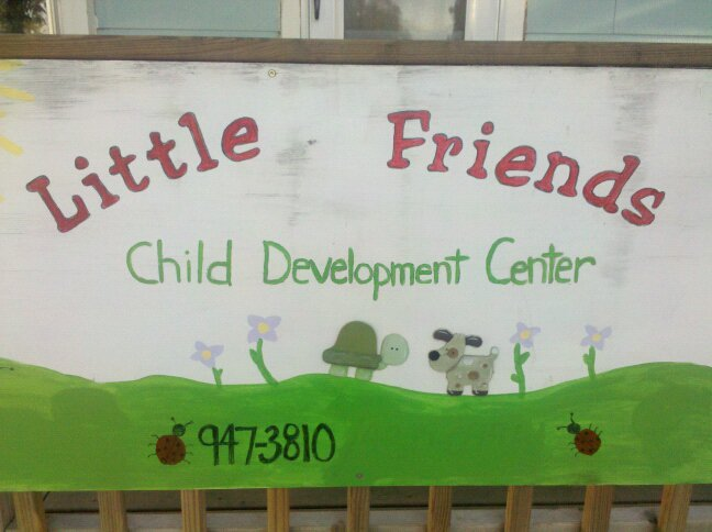LITTLE FRIENDS DEVELOPMENT  CENTER