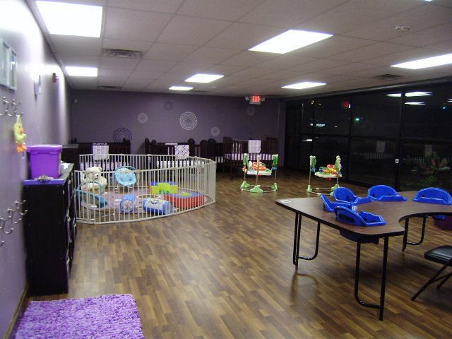 Day Nursery Baby Room
