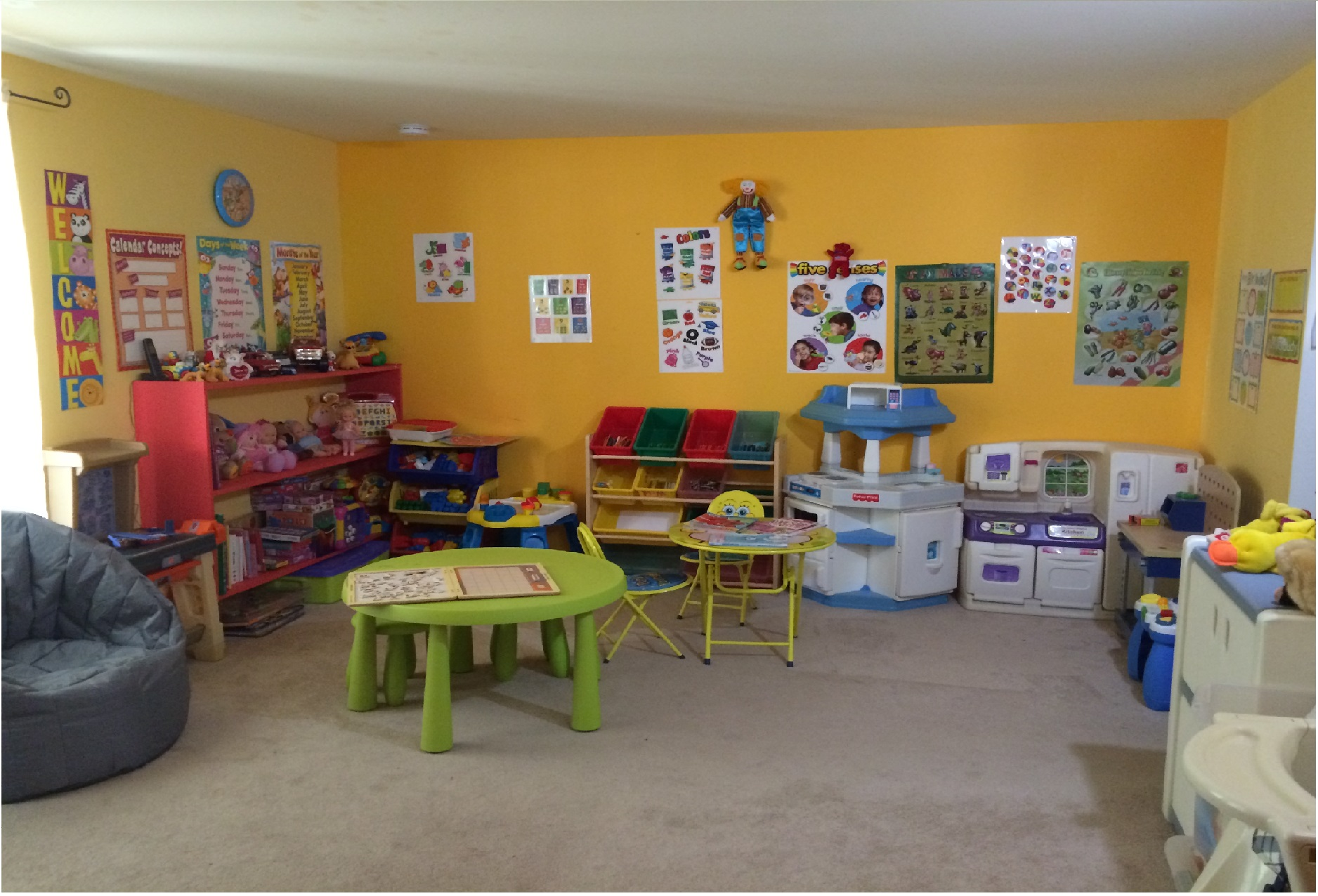 forGarden of Love Home Daycare, a family daycare home in Columbia MD