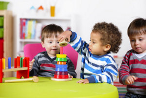 A place to grow in home childcare