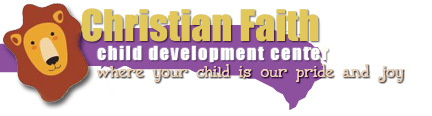 CHRISTIAN FAITH CHILD DEVELOPMENT CENTER