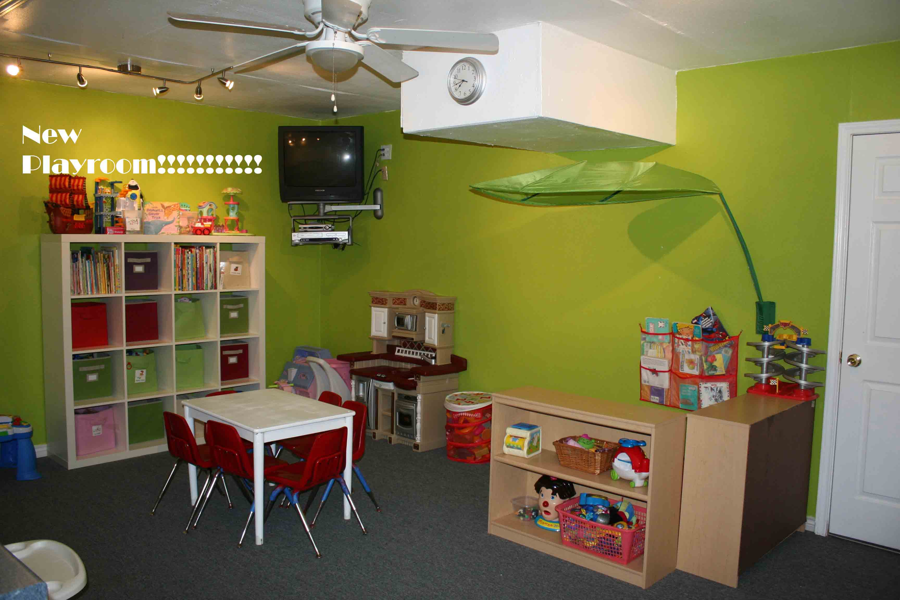 Daycare decor jpg - Home Daycare Decorating Ideas Amy Seagraves Arlington Tx Registered Child Care Home