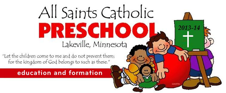 All Saints Catholic Preschool