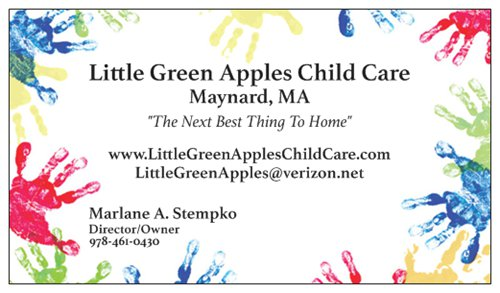 Little Green Apples Child Care